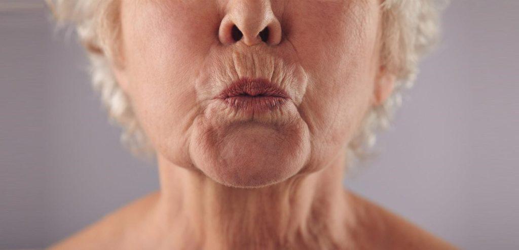 grandma lips