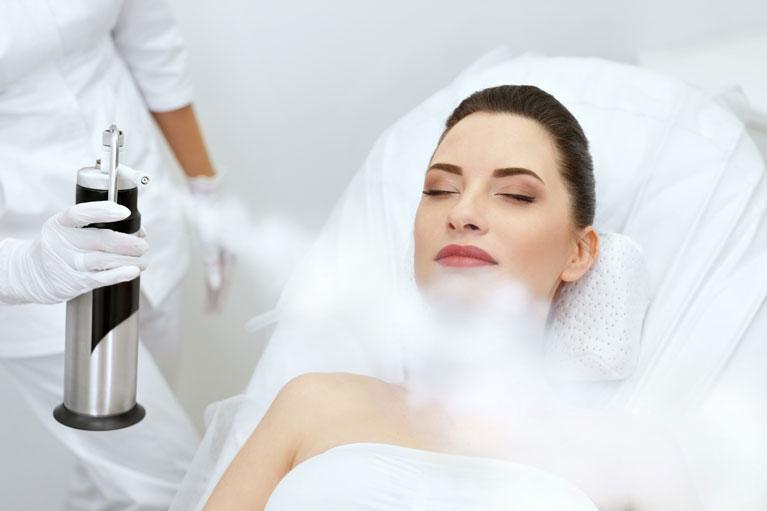 Histofreeze treatment