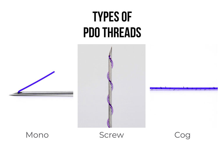Types of PDO threads
