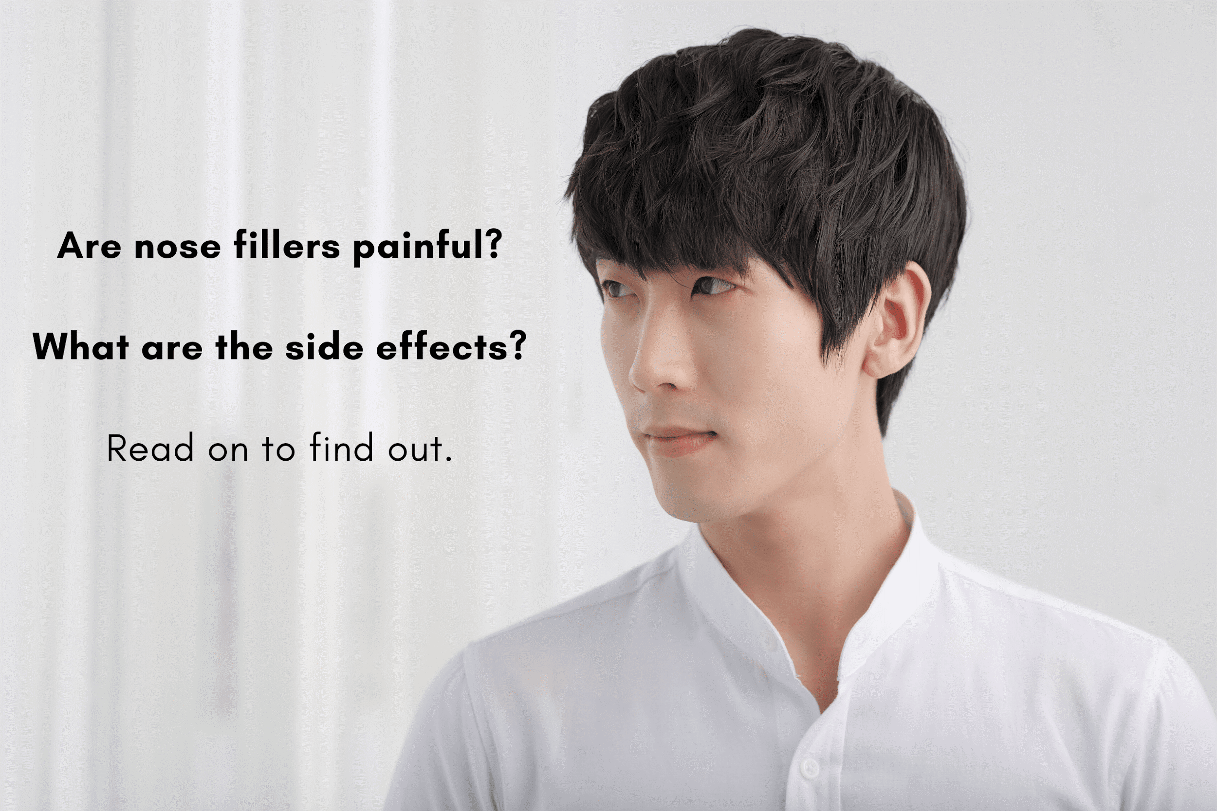 nose fillers side effects